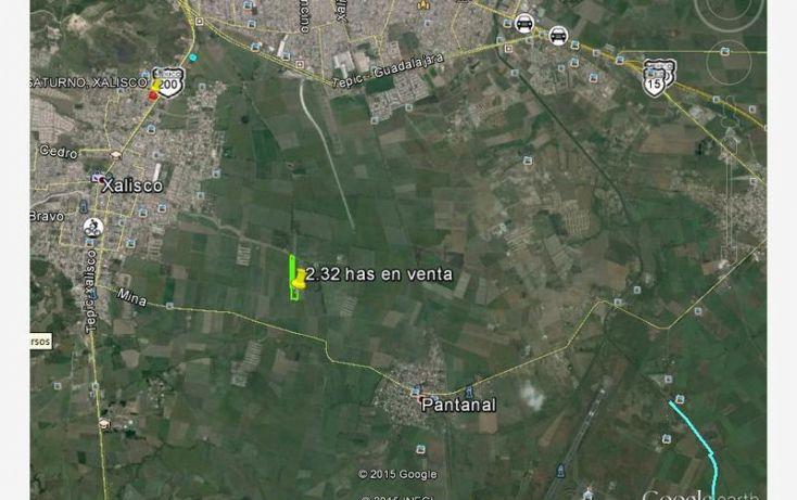 Foto de terreno industrial en venta en carretera a pantanal 15, el navarreño ii, xalisco, nayarit, 1062583 no 02