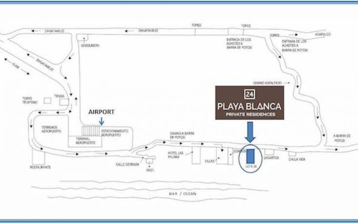 Foto de departamento en venta en carretera a playa blanca, aeropuerto, zihuatanejo de azueta, guerrero, 1522906 no 51
