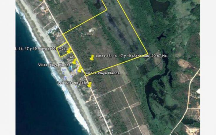 Foto de terreno habitacional en venta en carretera a playa blanca, aeropuerto, zihuatanejo de azueta, guerrero, 1647836 no 01