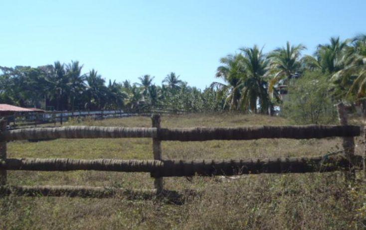 Foto de terreno habitacional en venta en carretera a playa blanca, aeropuerto, zihuatanejo de azueta, guerrero, 1647836 no 03