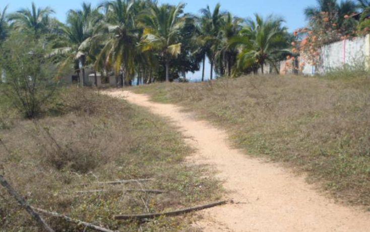 Foto de terreno habitacional en venta en carretera a playa blanca, aeropuerto, zihuatanejo de azueta, guerrero, 1647836 no 04