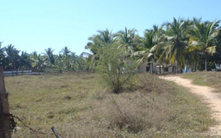 Foto de terreno habitacional en venta en carretera a playa blanca, aeropuerto, zihuatanejo de azueta, guerrero, 1647836 no 05