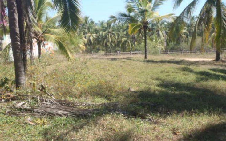 Foto de terreno habitacional en venta en carretera a playa blanca, aeropuerto, zihuatanejo de azueta, guerrero, 1647836 no 09