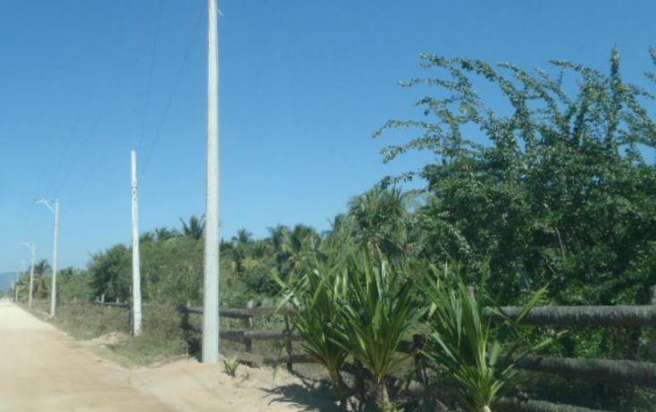 Foto de terreno habitacional en venta en carretera a playa blanca, aeropuerto, zihuatanejo de azueta, guerrero, 1647836 no 16