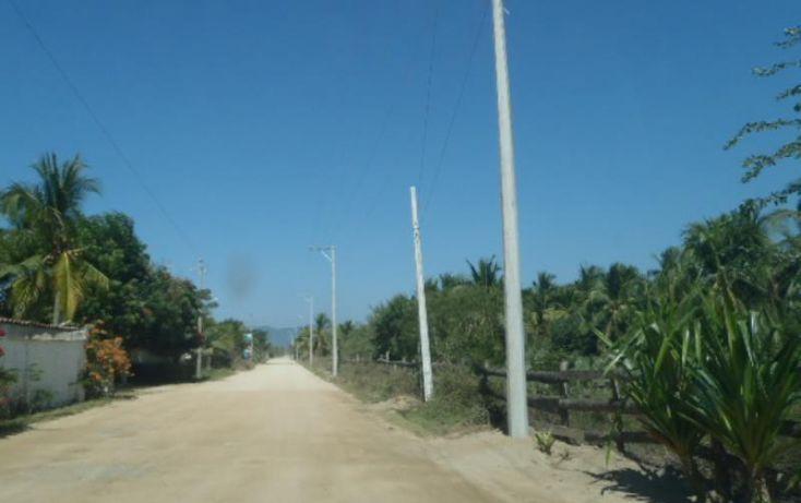 Foto de terreno habitacional en venta en carretera a playa blanca, aeropuerto, zihuatanejo de azueta, guerrero, 1647836 no 17