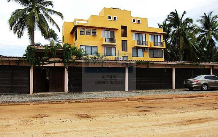 Foto de casa en condominio en venta en carretera a playa blanca, los achotes, zihuatanejo de azueta, guerrero, 1014317 no 01