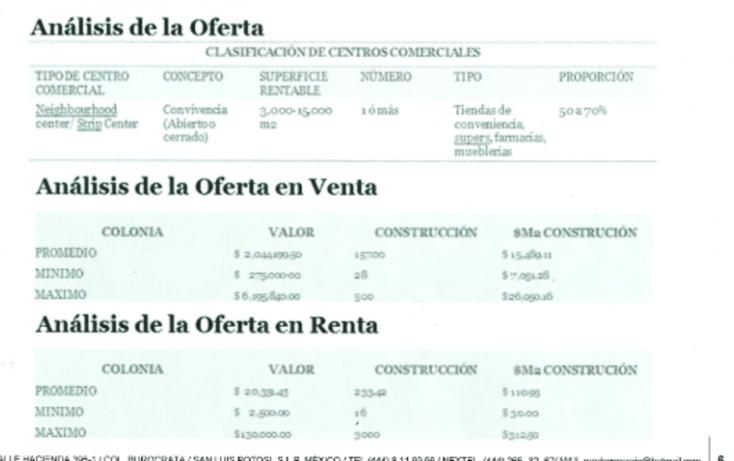 Foto de terreno habitacional en renta en carretera a rio verde, burócrata, san luis potosí, san luis potosí, 1007353 no 02