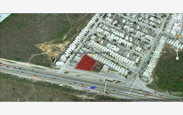 Foto de terreno comercial en venta en  010, santa lucia, juárez, nuevo león, 1390481 No. 02