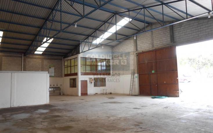 Foto de nave industrial en venta en  , tecamachalco centro, tecamachalco, puebla, 847709 No. 01
