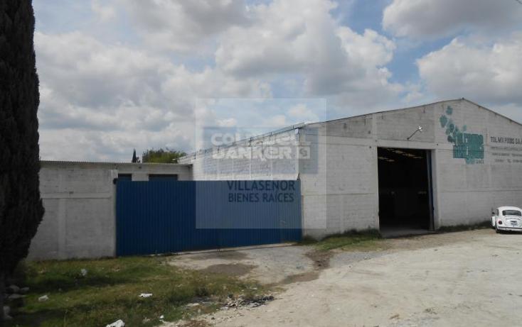 Foto de nave industrial en venta en  , tecamachalco centro, tecamachalco, puebla, 847709 No. 02