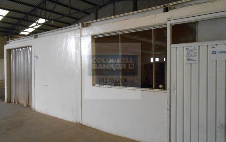 Foto de nave industrial en venta en  , tecamachalco centro, tecamachalco, puebla, 847709 No. 05