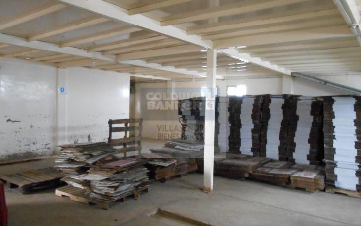 Foto de nave industrial en venta en  , tecamachalco centro, tecamachalco, puebla, 847709 No. 07