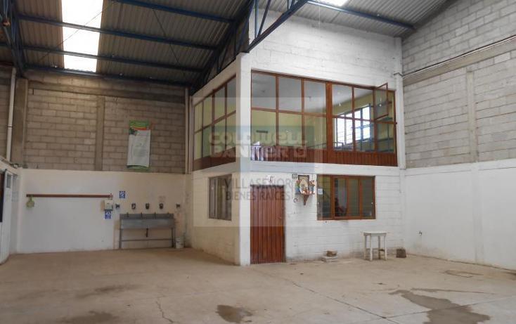 Foto de nave industrial en venta en  , tecamachalco centro, tecamachalco, puebla, 847709 No. 13