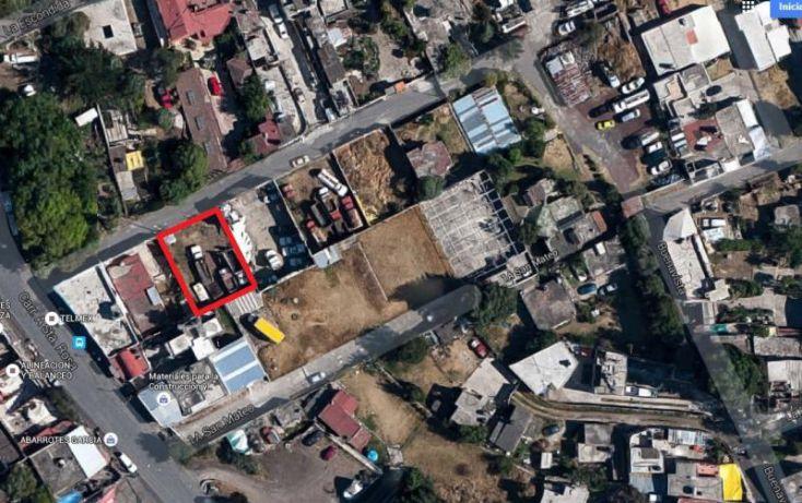 Foto de terreno habitacional en venta en carretera a santa rosa, san bartolo ameyalco, álvaro obregón, df, 2008676 no 02