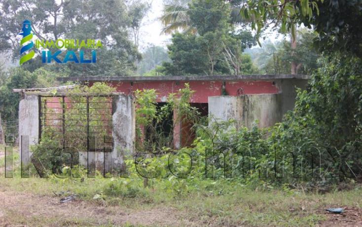 Foto de terreno habitacional en venta en carretera a tamiahua km 4, infonavit puerto pesquero, tuxpan, veracruz, 765743 no 03