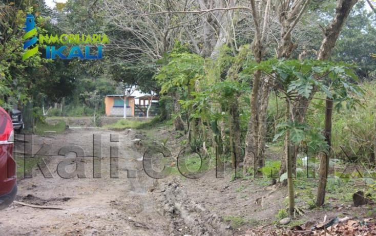 Foto de terreno habitacional en venta en carretera a tamiahua km 4, infonavit puerto pesquero, tuxpan, veracruz, 765743 no 04