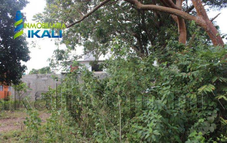 Foto de terreno habitacional en venta en carretera a tamiahua km 4, infonavit puerto pesquero, tuxpan, veracruz, 765743 no 06