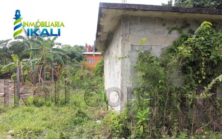 Foto de terreno habitacional en venta en carretera a tamiahua km 4, infonavit puerto pesquero, tuxpan, veracruz, 765743 no 08