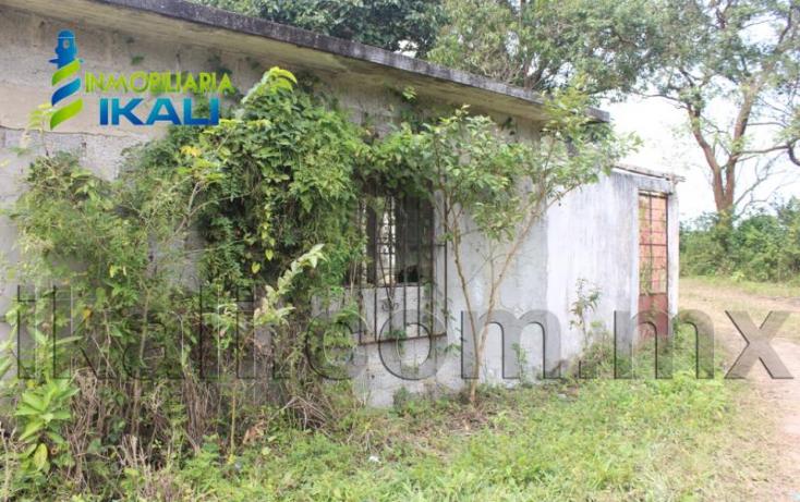 Foto de terreno habitacional en venta en carretera a tamiahua km 4, infonavit puerto pesquero, tuxpan, veracruz, 765743 no 09
