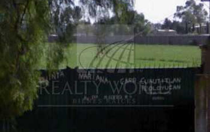 Foto de terreno habitacional en venta en carretera a teoloyucan 4, santa bárbara, cuautitlán izcalli, estado de méxico, 252423 no 01