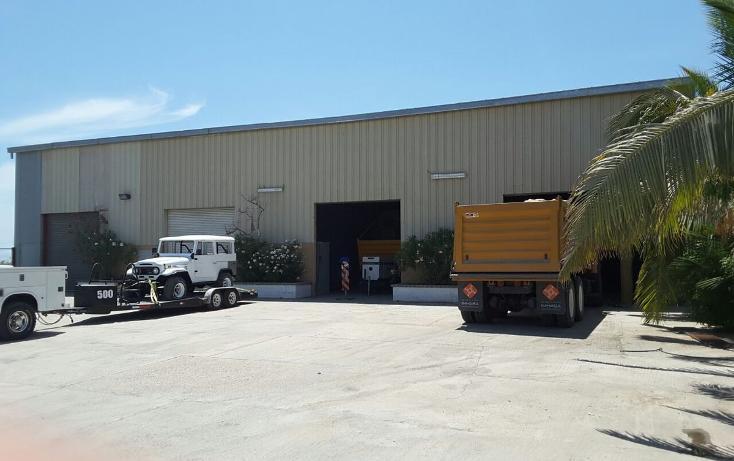 Foto de nave industrial en renta en carretera a todos santos , los cangrejos, los cabos, baja california sur, 1318685 No. 01