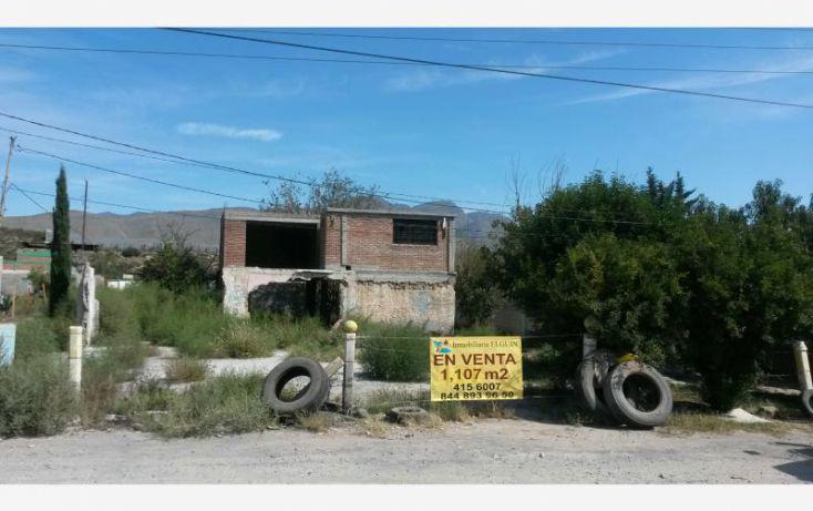 Foto de terreno comercial en venta en carretera a torreón 4567, saltillo 2000, saltillo, coahuila de zaragoza, 1390347 no 03