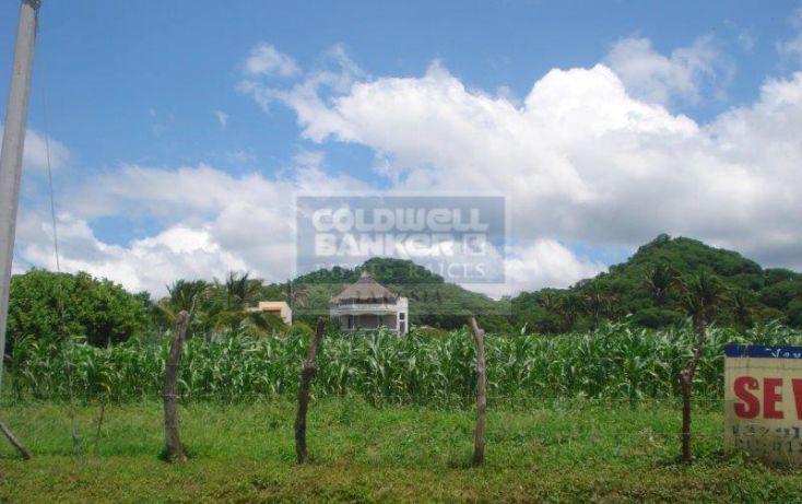Foto de terreno habitacional en venta en carretera a valle, brisas, bahía de banderas, nayarit, 740857 no 02