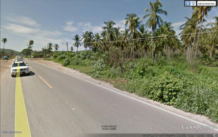 Foto de terreno habitacional en venta en carretera acapulco zihuatanejo, coyuca de benítez centro, coyuca de benítez, guerrero, 1701172 no 04