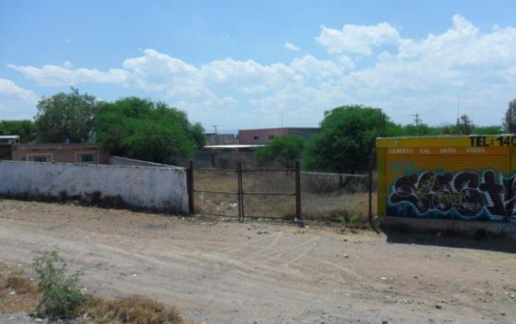 Foto de terreno comercial en venta en carretera al aeropuerto 1, ampliación jesús maría, el marqués, querétaro, 412074 no 01