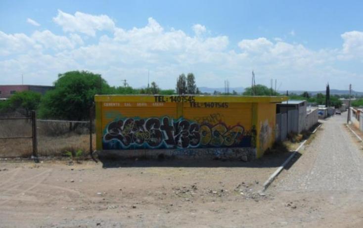 Foto de terreno comercial en venta en carretera al aeropuerto 1, ampliación jesús maría, el marqués, querétaro, 412074 no 03