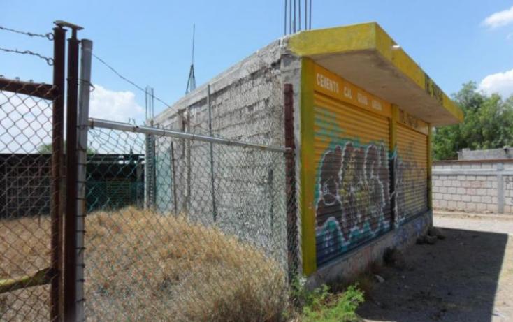 Foto de terreno comercial en venta en carretera al aeropuerto 1, ampliación jesús maría, el marqués, querétaro, 412074 no 09