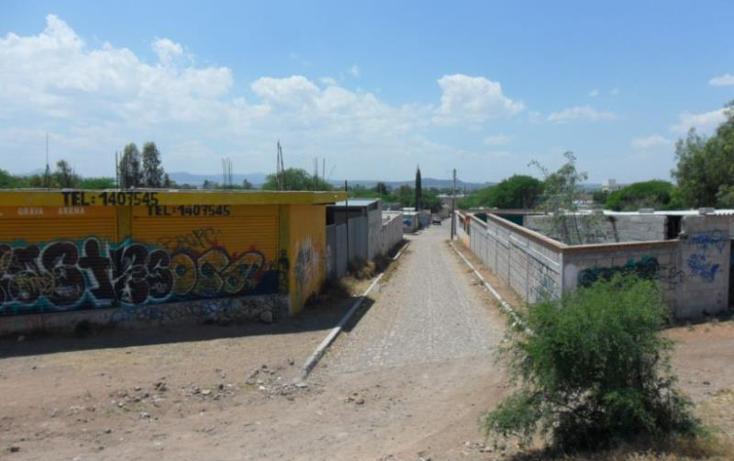 Foto de terreno comercial en venta en carretera al aeropuerto 1, san josé navajas, el marqués, querétaro, 412074 No. 02