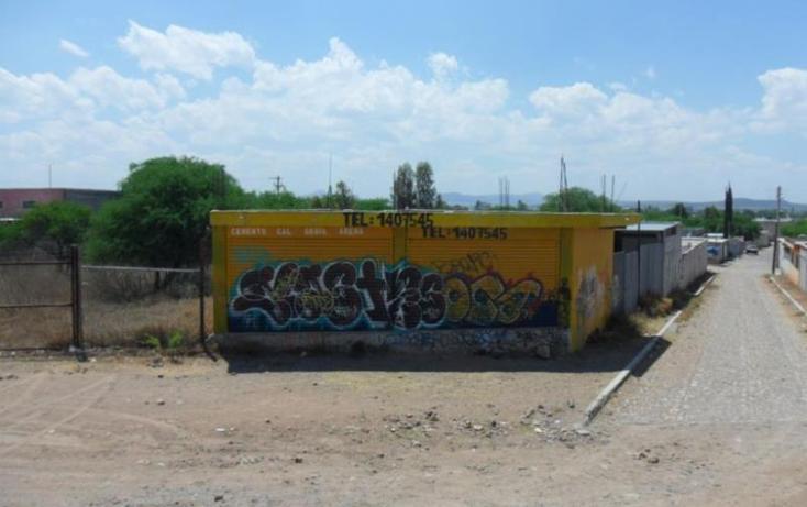 Foto de terreno comercial en venta en carretera al aeropuerto 1, san josé navajas, el marqués, querétaro, 412074 No. 03