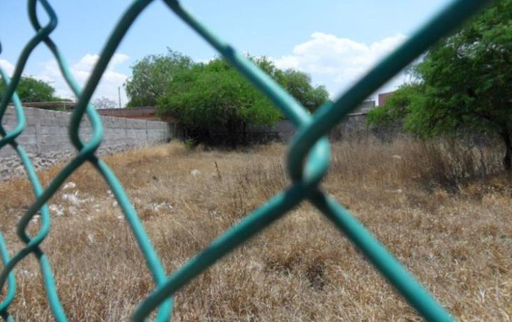 Foto de terreno comercial en venta en carretera al aeropuerto 1, san josé navajas, el marqués, querétaro, 412074 No. 07