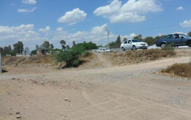 Foto de terreno comercial en venta en carretera al aeropuerto 1, san josé navajas, el marqués, querétaro, 412074 No. 14