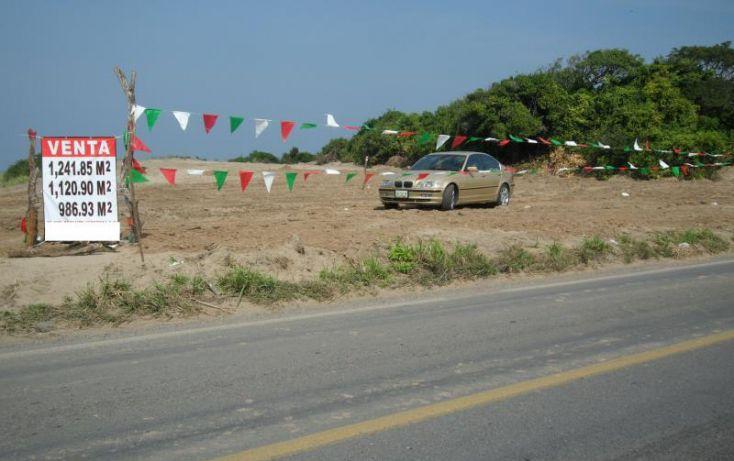 Foto de terreno comercial en venta en carretera anton lizardoboca del rio, anton lizardo, alvarado, veracruz, 2046884 no 02