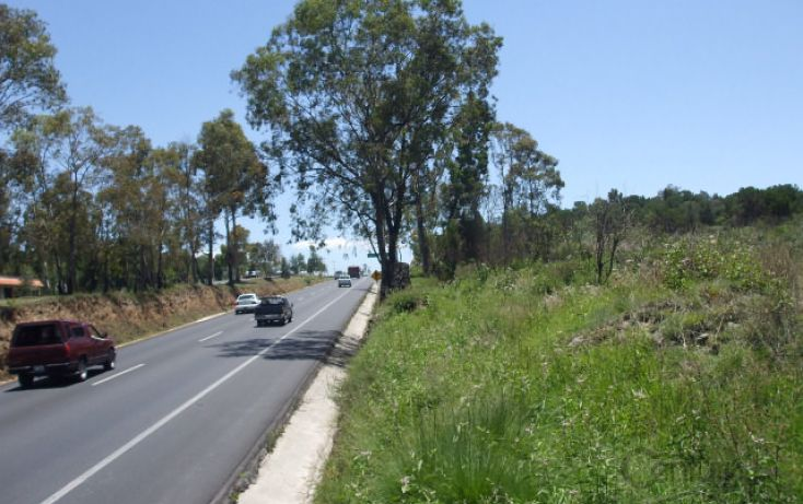 Foto de terreno habitacional en venta en carretera autopista apizaco, tlaxcala 0, san matías tepetomatitlan, apetatitlán de antonio carvajal, tlaxcala, 1713856 no 01