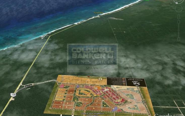 Foto de terreno comercial en venta en  , tulum centro, tulum, quintana roo, 1848554 No. 02