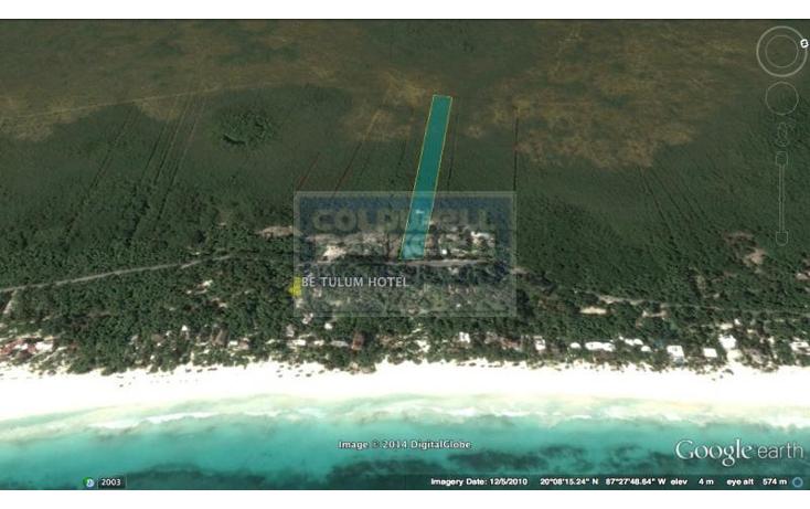 Foto de terreno comercial en venta en  , tulum centro, tulum, quintana roo, 1848554 No. 05