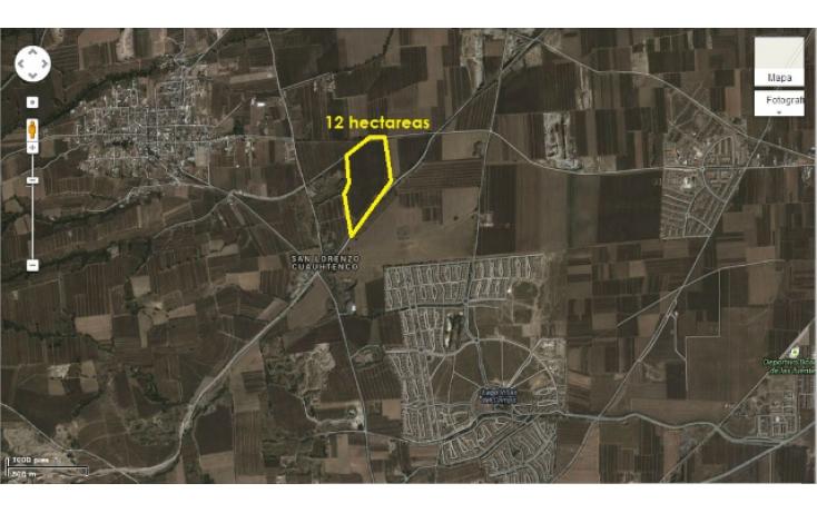 Foto de terreno habitacional en venta en carretera calimayasan lorenzo, calimaya, calimaya, estado de méxico, 648153 no 07