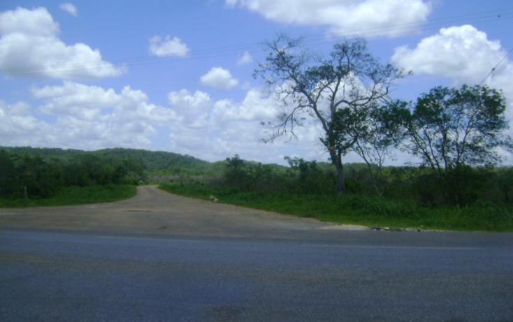 Foto de terreno comercial en venta en carretera camp-merida km59, san pedro, tenabo, campeche, 1388127 No. 01