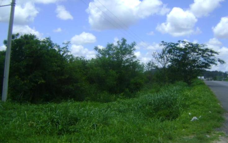 Foto de terreno comercial en venta en carretera camp-merida km59, san pedro, tenabo, campeche, 1388127 No. 04