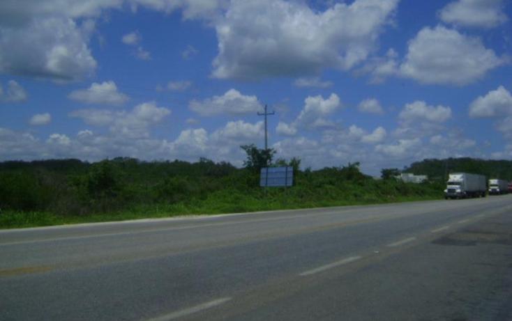 Foto de terreno comercial en venta en carretera camp-merida km59, san pedro, tenabo, campeche, 1388127 No. 08