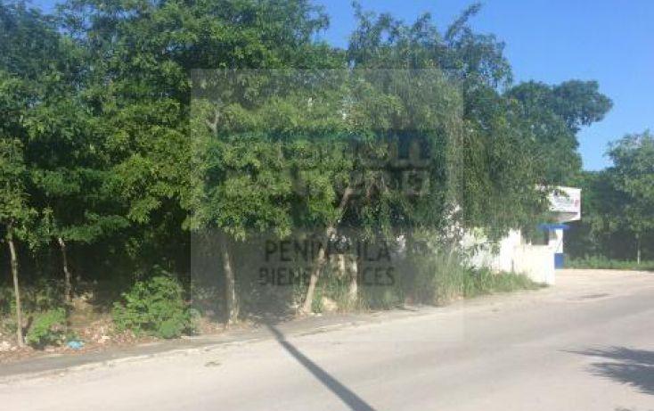 Foto de terreno habitacional en venta en carretera cancn playa del carmen, villas morelos i, benito juárez, quintana roo, 1574894 no 03