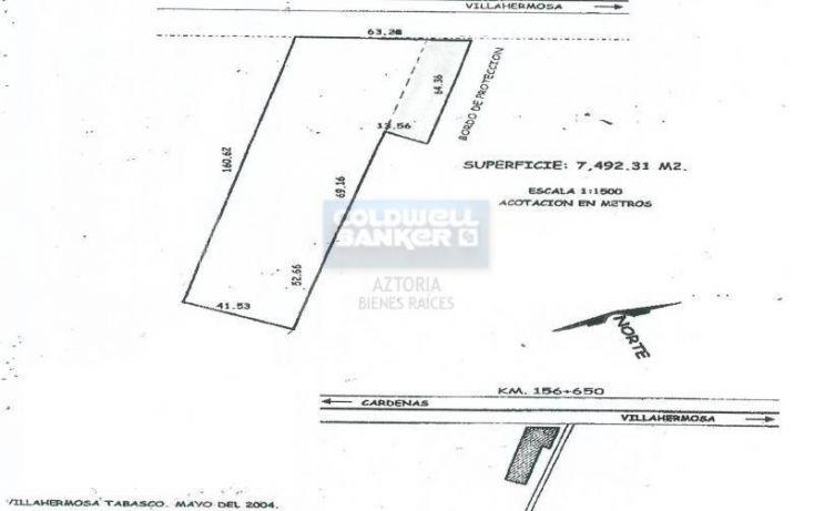 Foto de terreno industrial en renta en carretera cárdenas villahermosa, anacleto canabal 1a sección, centro, tabasco, 1985598 no 07