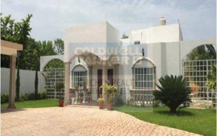 Foto de casa en venta en carretera cholulconkal, cholul, mérida, yucatán, 1754974 no 01