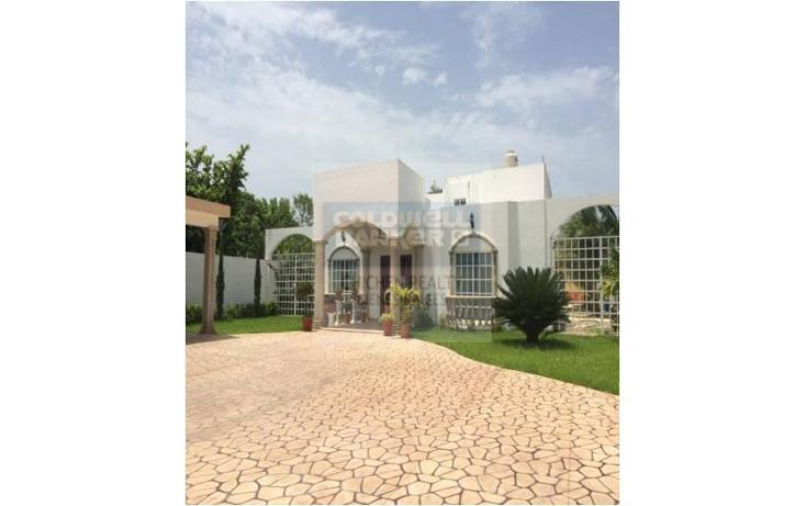 Foto de casa en venta en  , cholul, mérida, yucatán, 1754974 No. 01