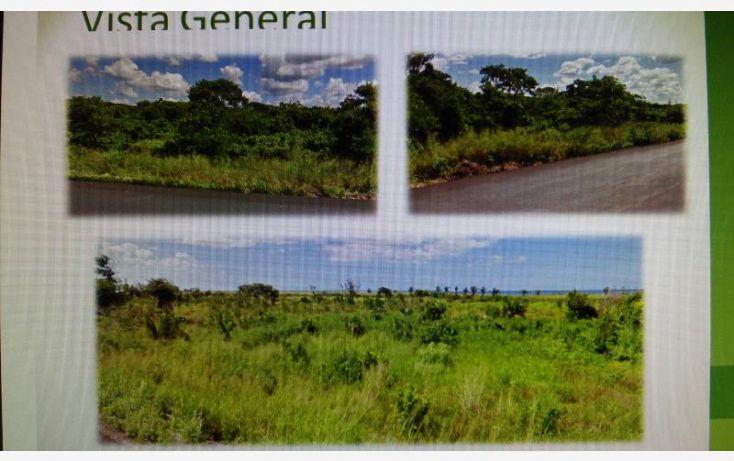 Foto de terreno habitacional en venta en carretera ciudad del carmenchampotón 114, champotón centro, champotón, campeche, 1541418 no 02