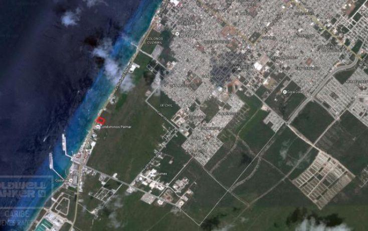 Foto de terreno habitacional en venta en carretera costera sur km 37, zona hotelera sur, cozumel, quintana roo, 1654683 no 01