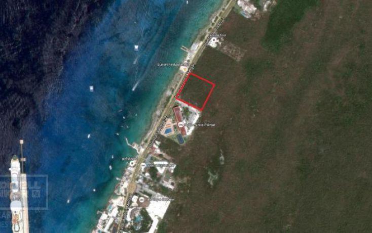 Foto de terreno habitacional en venta en carretera costera sur km 37, zona hotelera sur, cozumel, quintana roo, 1654683 no 05